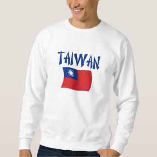 Bandera de Taiwán Sudadera