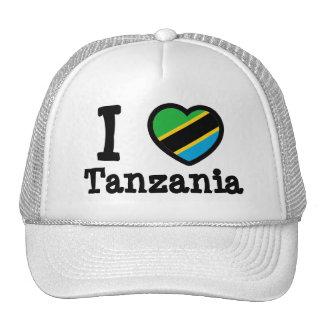Bandera de Tanzania Gorro