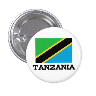 Bandera de Tanzania Pins