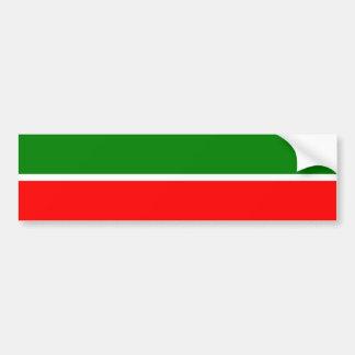 Bandera de Tartaristán, Rusia Pegatina Para Auto