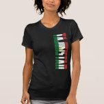 Bandera de Tayikistán Camisetas