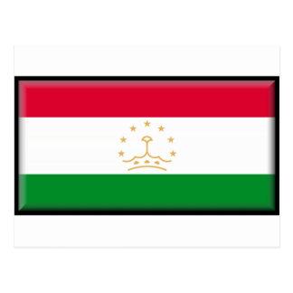 Bandera de Tayikistán Tarjetas Postales