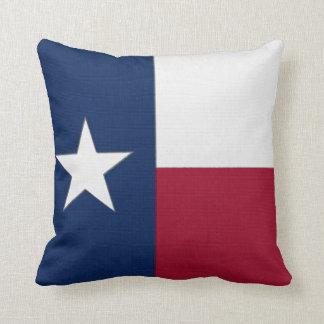 Bandera de Tejas Cojines