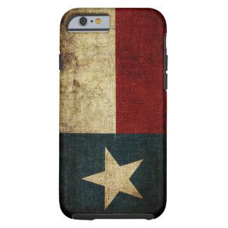 Bandera de Tejas Funda Para iPhone 6 Tough