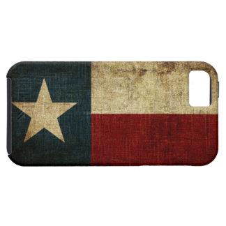 Bandera de Tejas iPhone 5 Fundas