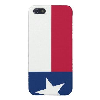 Bandera de Tejas iPhone 5 Coberturas