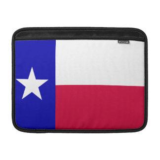 Bandera de Tejas Funda MacBook