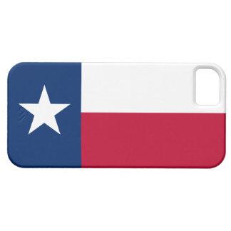 Bandera de Tejas iPhone 5 Carcasas