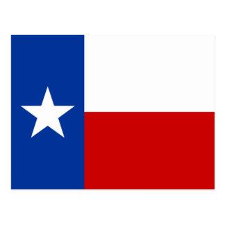 bandera de Tejas Postales