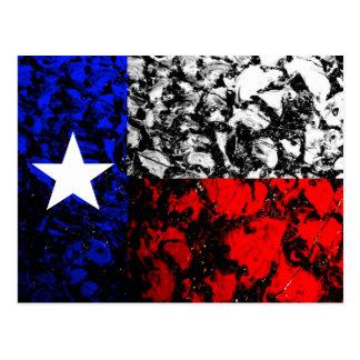 Bandera de Tejas Tarjetas Postales