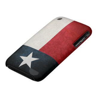 Bandera de Tejas; Texan; iPhone 3 Protectores