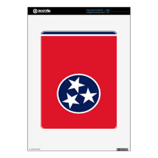 Bandera de Tennessee Calcomanías Para El iPad