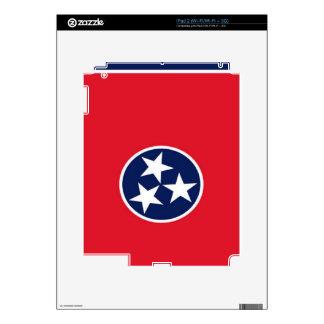 Bandera de Tennessee Calcomanías Para El iPad 2