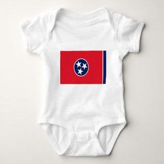 Bandera de Tennessee Camisetas