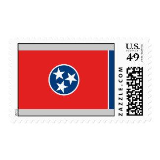 Bandera de Tennessee Franqueo