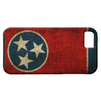 Bandera de Tennessee Funda Para iPhone 5 Tough