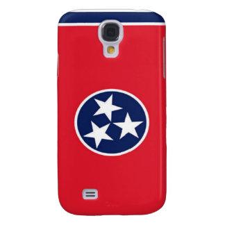 Bandera de Tennessee Funda Para Galaxy S4