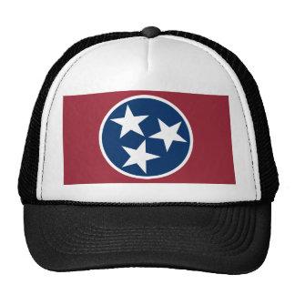 Bandera de Tennessee Gorras