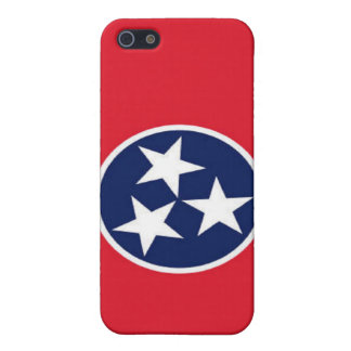 Bandera de Tennessee iPhone 5 Carcasas