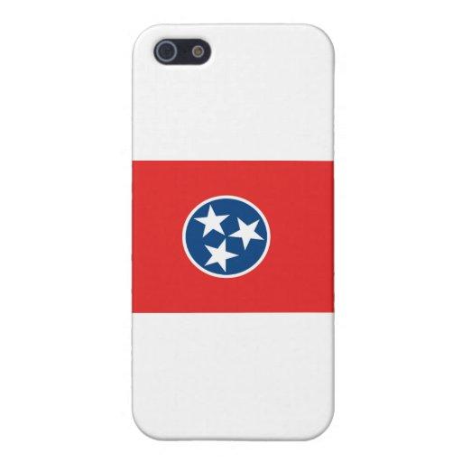 Bandera de Tennessee iPhone 5 Funda