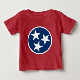 Bandera de Tennessee Polera