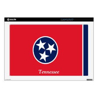Bandera de Tennessee Portátil Calcomanía
