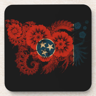 Bandera de Tennessee Posavasos
