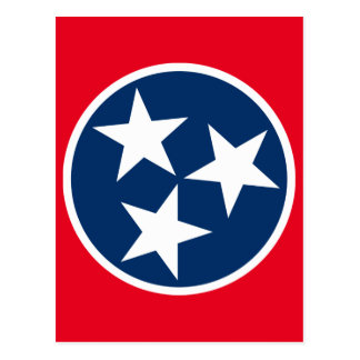 Bandera de Tennessee Postal