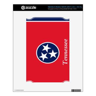 Bandera de Tennessee Skins Para elNOOK