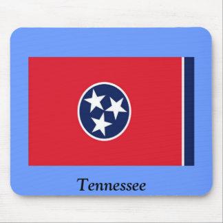 Bandera de Tennessee Tapete De Raton