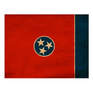 Bandera de Tennessee Postales