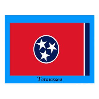 Bandera de Tennessee Tarjetas Postales