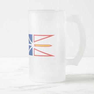 Bandera de TERRANOVA Taza De Cristal