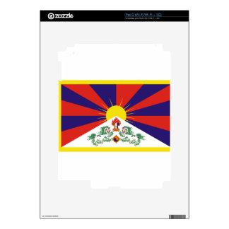 Bandera de Tíbet Calcomanía Para iPad 2