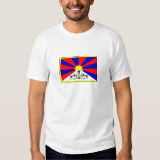 Bandera de Tíbet Playeras