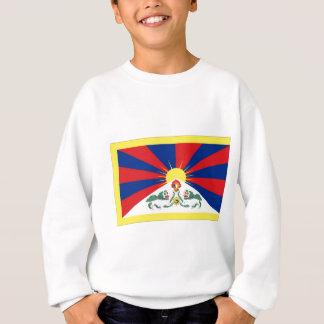 Bandera de Tíbet Sudadera