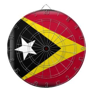Bandera de Timor Oriental Tabla Dardos
