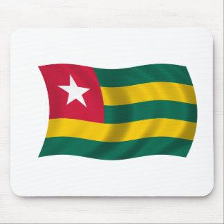 Bandera de Togo Alfombrilla De Raton