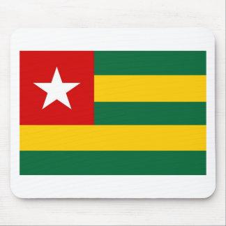 Bandera de Togo Alfombrilla De Ratones