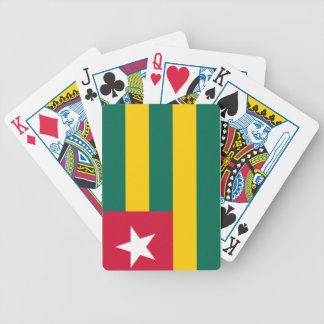 Bandera de Togo Baraja