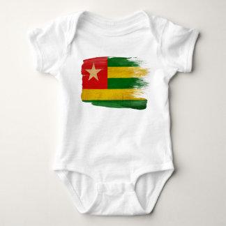Bandera de Togo Body Para Bebé
