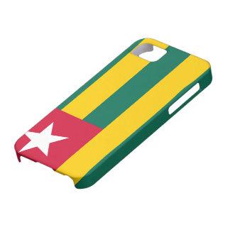Bandera de Togo iPhone 5 Carcasas