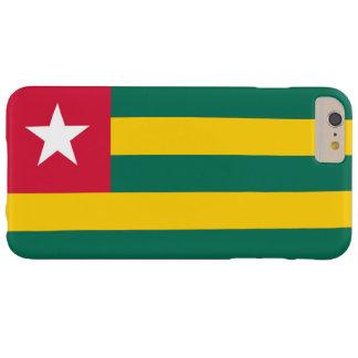 Bandera de Togo Funda De iPhone 6 Plus Barely There