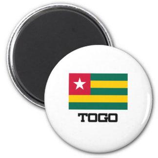 Bandera de Togo Imán De Frigorífico