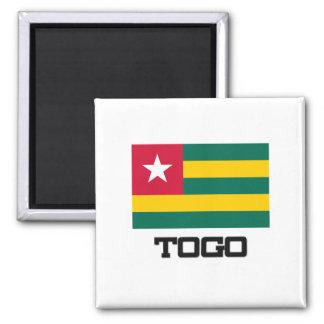 Bandera de Togo Imanes De Nevera