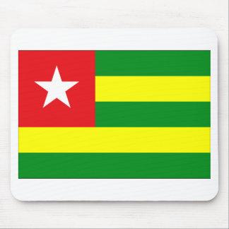 Bandera de Togo Mouse Pads