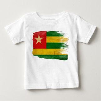 Bandera de Togo Playera De Bebé