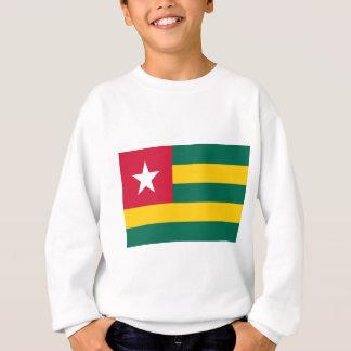 Bandera de Togo Sudadera
