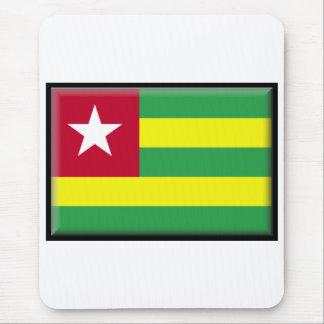 Bandera de Togo Tapete De Raton