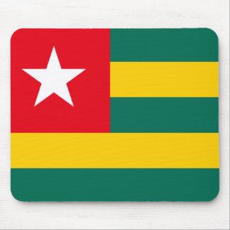 Bandera de Togo Tapetes De Raton